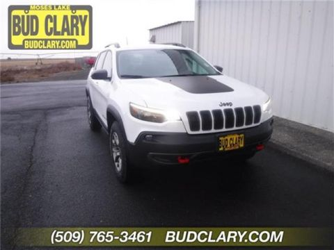 2020 JEEP Cherokee Trailhawk 4dr 4x4