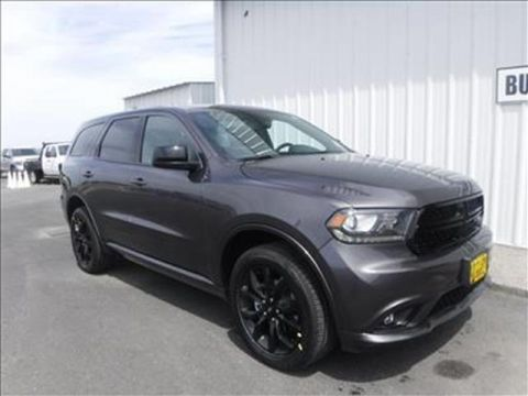 2020 DODGE Durango SXT 4dr All-wheel Drive