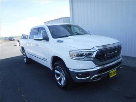 New 2020 RAM 1500 Limited 4x4 Crew Cab 144.5 in. WB