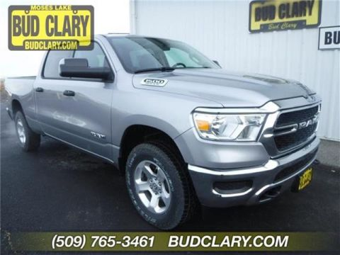 2019 RAM All-New  1500 Tradesman 4x4 Crew Cab 153.5 in. WB