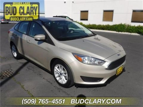 2017 Ford Focus SE 4dr Sedan