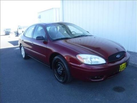 2007 Ford Taurus SE 4dr Sedan