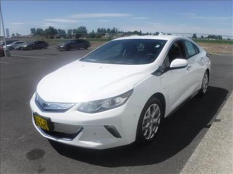 Pre-Owned 2018 Chevrolet Volt Premier 4dr Hatchback