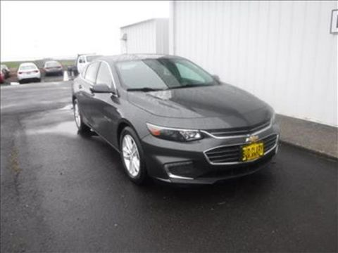 Pre-Owned 2017 Chevrolet Malibu LT w/1LT 4dr Sedan