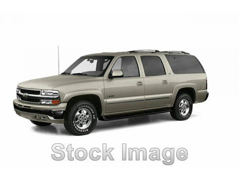 Pre-Owned 2002 Chevrolet Suburban 1500 LT 4dr 4x4