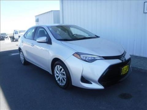 Pre-Owned 2017 Toyota Corolla LE 4dr Sedan