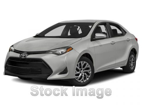 Pre-Owned 2018 Toyota Corolla LE 4dr Sedan
