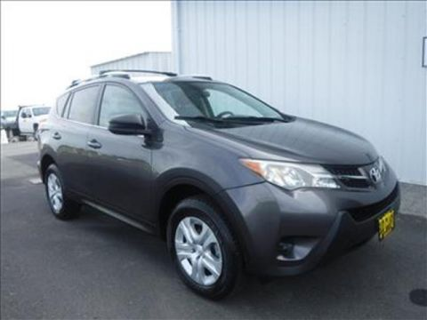 2015 Toyota RAV4 LE 4dr All-wheel Drive