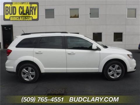 Pre-Owned 2012 Dodge Journey SXT 4dr All-wheel Drive