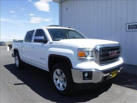 Pre-Owned 2014 GMC Sierra 1500 SLT 4x4 Crew Cab 5.75 ft. box 143.5 in. WB