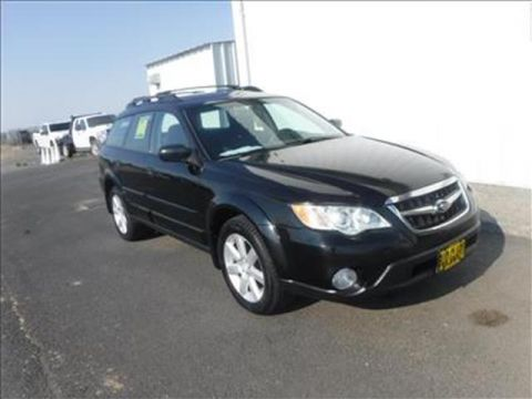Pre-Owned 2008 Subaru Outback 2.5 i (A4) 4dr All-wheel Drive Station Wagon
