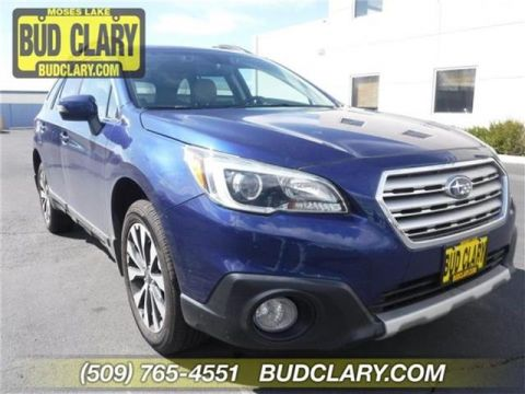 2017 Subaru Outback 2.5i Limited 4dr All-wheel Drive