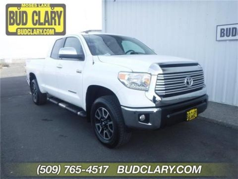 2015 Toyota Tundra Limited 5.7L V8 4x4 Double Cab 6.6 ft. box 145.7 in. WB
