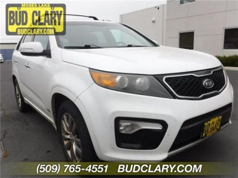 2012 KIA Sorento SX V6 (A6) 4dr All-wheel Drive