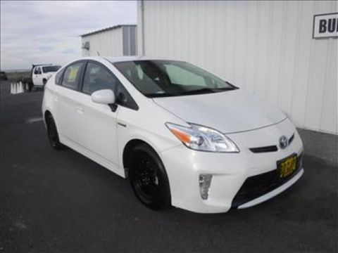 Pre-Owned 2015 Toyota Prius Five 5dr Hatchback
