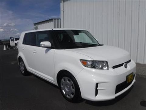 2012 Scion xB Base (Retail Orders Only) (A4) 4dr Wagon