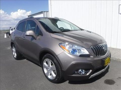 Pre-Owned 2015 Buick Encore Convenience Front-wheel Drive