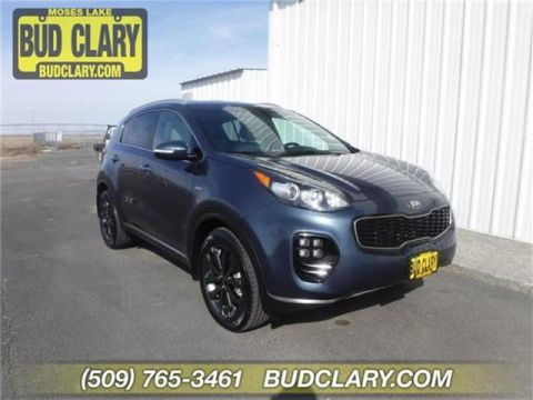 2018 KIA Sportage EX 4dr All-wheel Drive