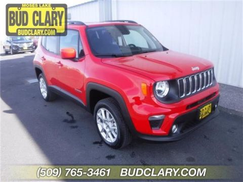 2020 JEEP Renegade Latitude 4dr 4x4